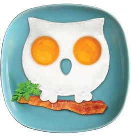 Fred & Friends Funnyside Up Owl