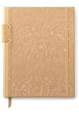 Kraft Floral Journal
