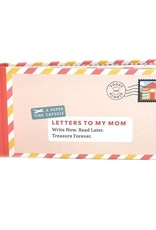 Chronicle Books Letters to My Mom