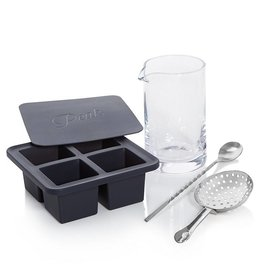 W & P Designs Stirred Cocktail Set