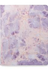 Stone Amethyst Journal