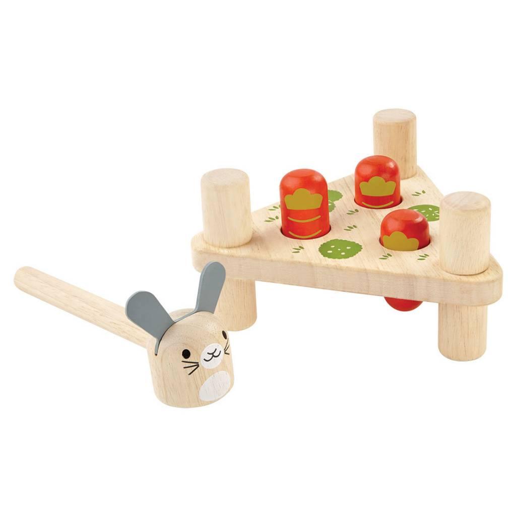 Plan Toys Hammer Head Rabbit