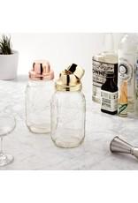W & P Designs Mason Shaker Copper