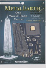 Metal Earth - One World Trade Center
