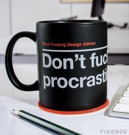 Mug Don't Procrastinate