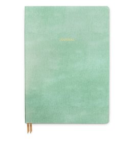 Bonded Leather Journal Celedon