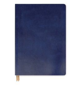 Bonded Leather Journal Indigo
