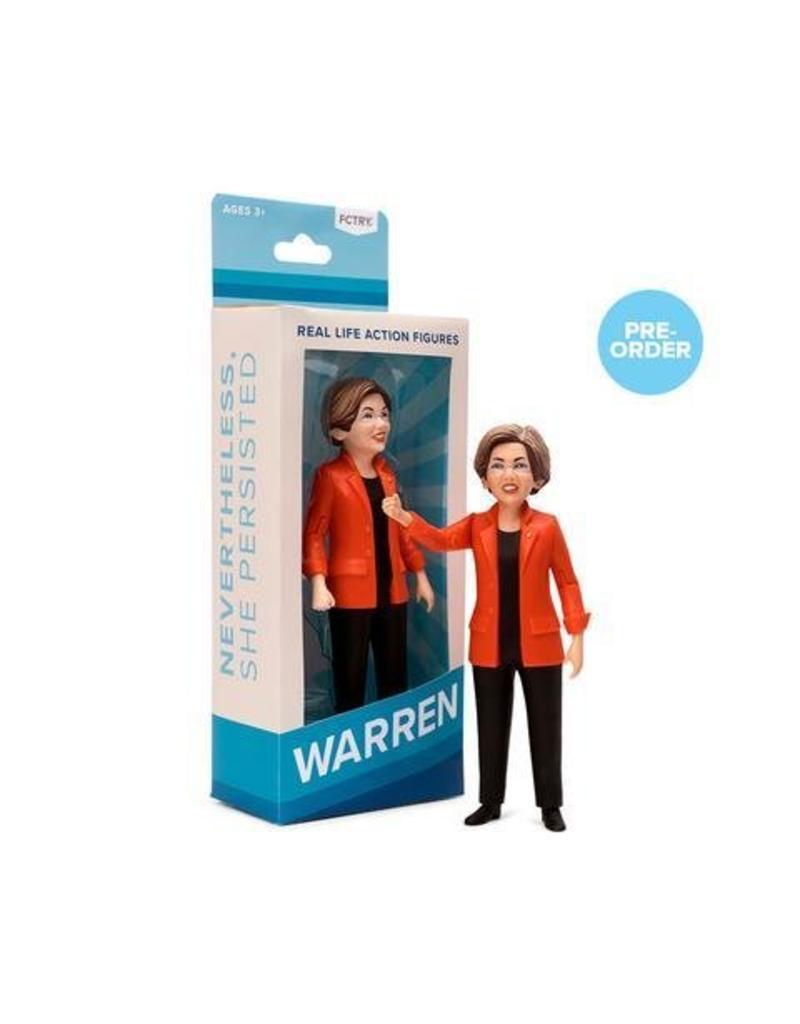 FCTRY Elizabeth Warren Action Figure