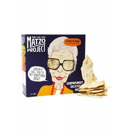 Matzo Matzo Crackers Everything