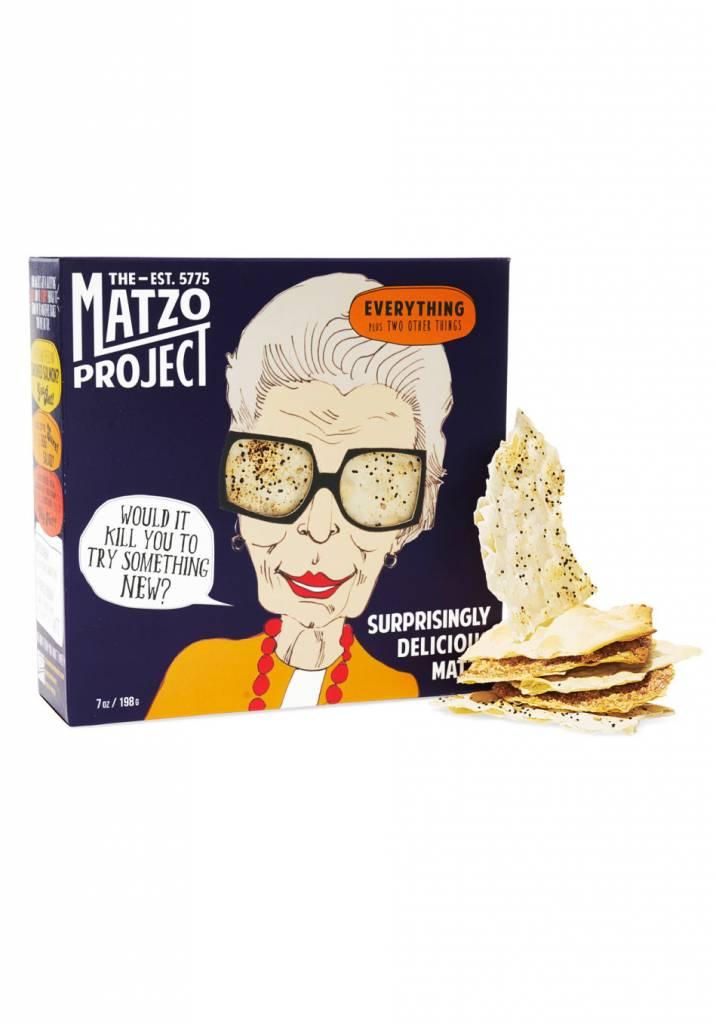 Matzo Matzo Crackers