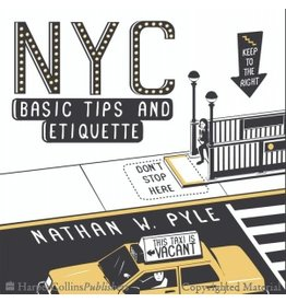 HarperCollins NYC Tips and Etiquette