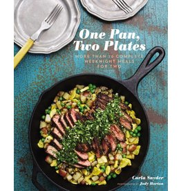 Chronicle Books One Pan, Two Plates