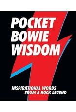 Chronicle Books Pocket Bowie Wisdom
