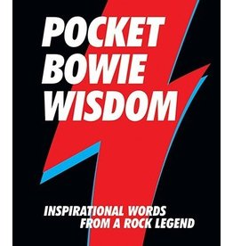Chronicle Books Pocket Bowie Wisdom