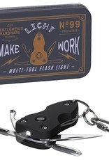Wild & Wolf Pocket Multi Tool with Flashlight