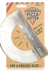 Suck UK Protractor Pizza Cutter