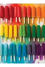 Chronicle Books Puz 500 Rainbow Popsicles