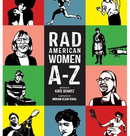 Ingram Publisher Rad American Women A-Z