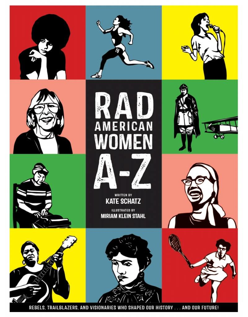 Ingram Publisher Rad American Women A-Z