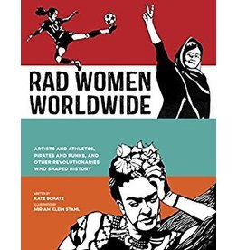 Penguin Random House Rad Women Worldwide