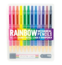 OOLY Rainbow Mechanical Pencil w/refills