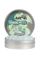 Crazy Aaron's Thinking Putty Foxfire