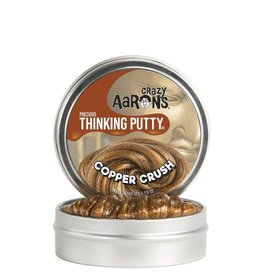 Crazy Aaron's Thinking Putty Copper Crush