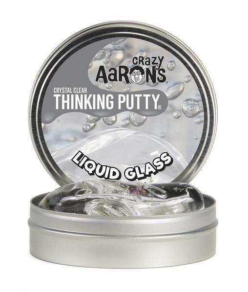 Crazy Aaron's Thinking Putty Liquid Glass