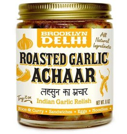 Brooklyn Delhi Brooklyn Achaar 6oz Roasted Garlic