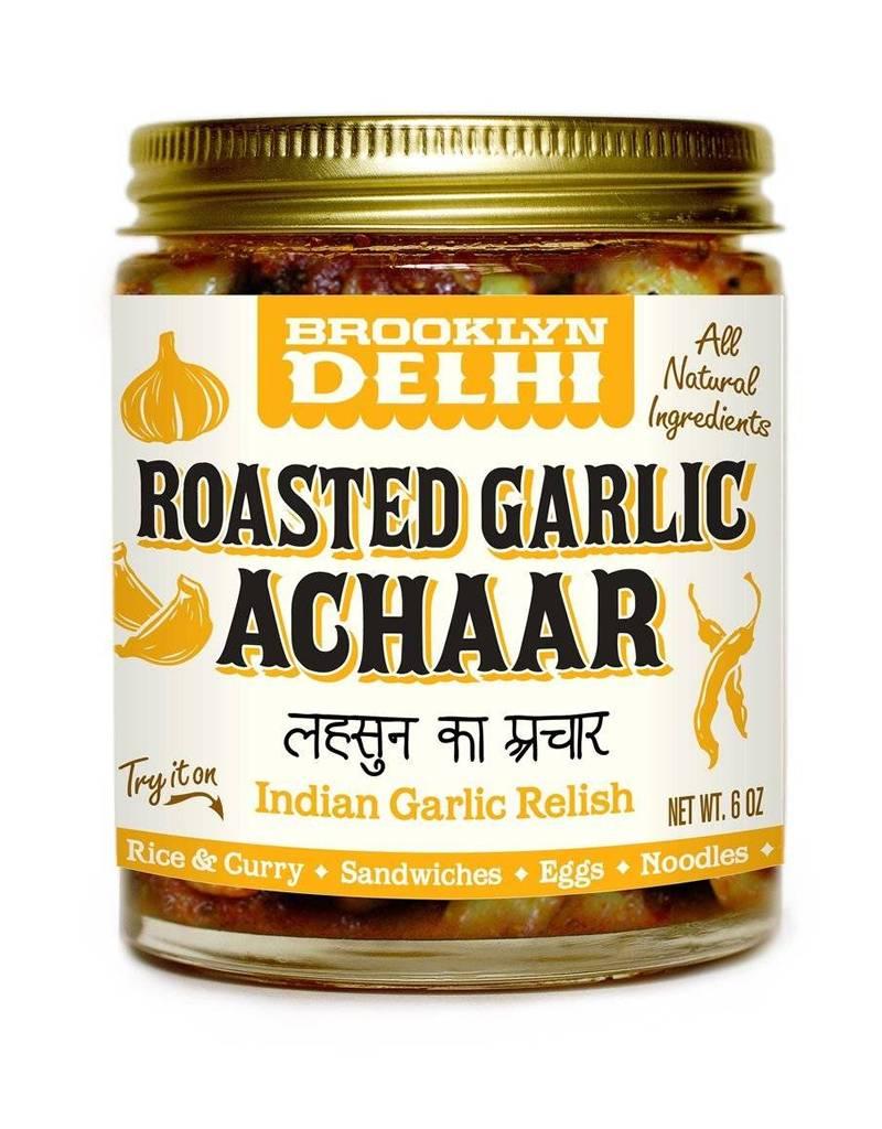 Brooklyn Delhi Brooklyn Achaar 6oz Roasted Garlic