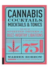 Hachette Cannabis Cocktails