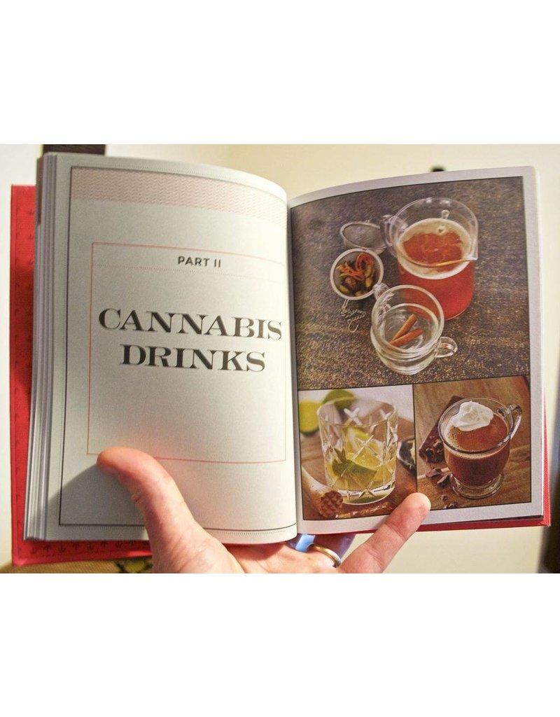 Hachette Cannabis Cocktails