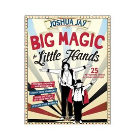 Workman Publishing BIG MAGIC FOR LITTLE HANDS