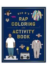 Abrams Bun B's Rapper Coloring Book