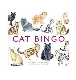 Chronicle Books Cat Bingo