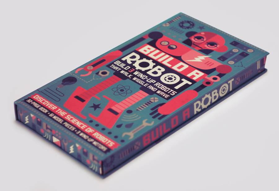 Ingram Publisher Build the Robot
