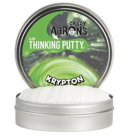 Crazy Aaron's Thinking Putty Krypton