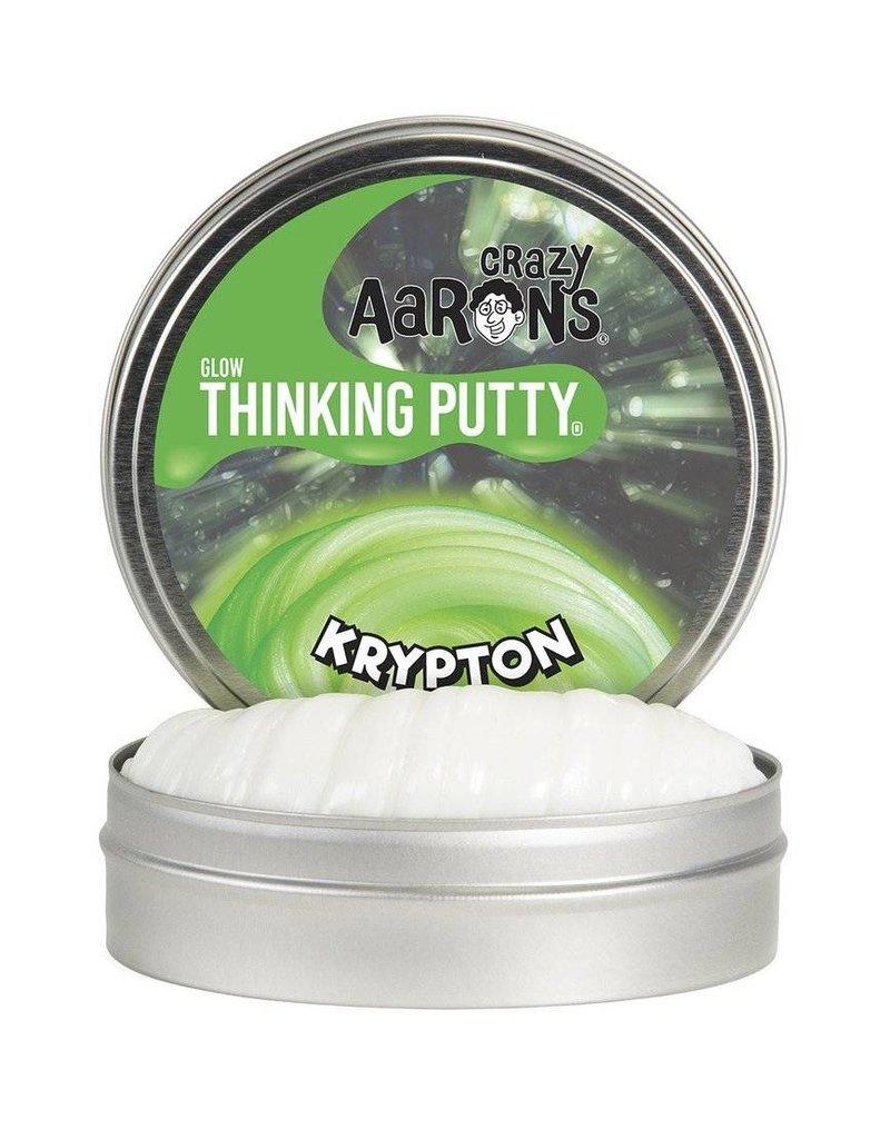 Crazy Aaron's Thinking Putty Krypton