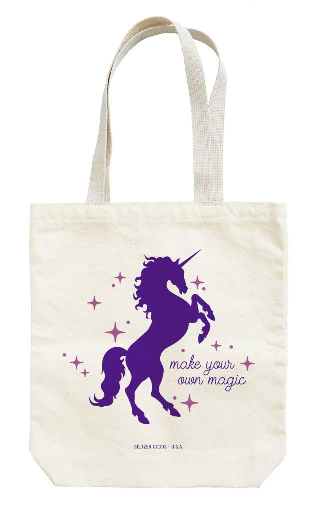 Seltzer Unicorn-Tote