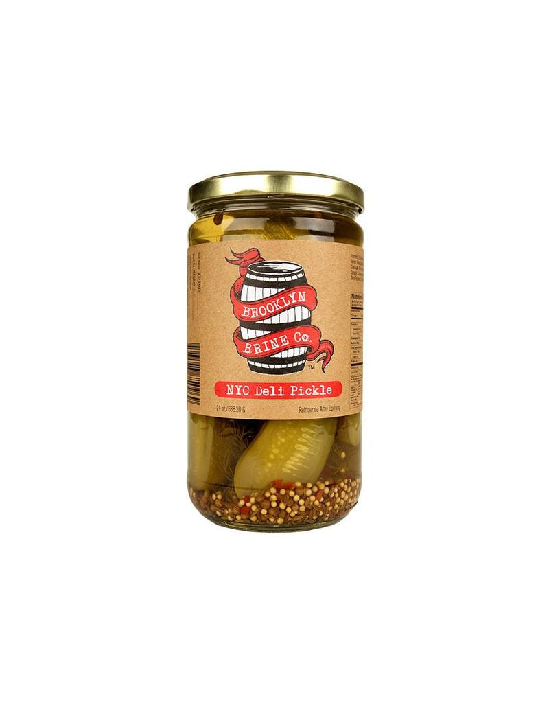 NYC Deli Pickles