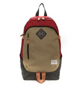 Molla Space All Day Utepack - Beije Red