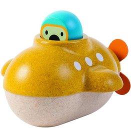 Plan Toys Yellow Submarine