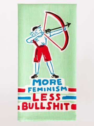 Blue Q Blue Q Dish Towel More Feminism