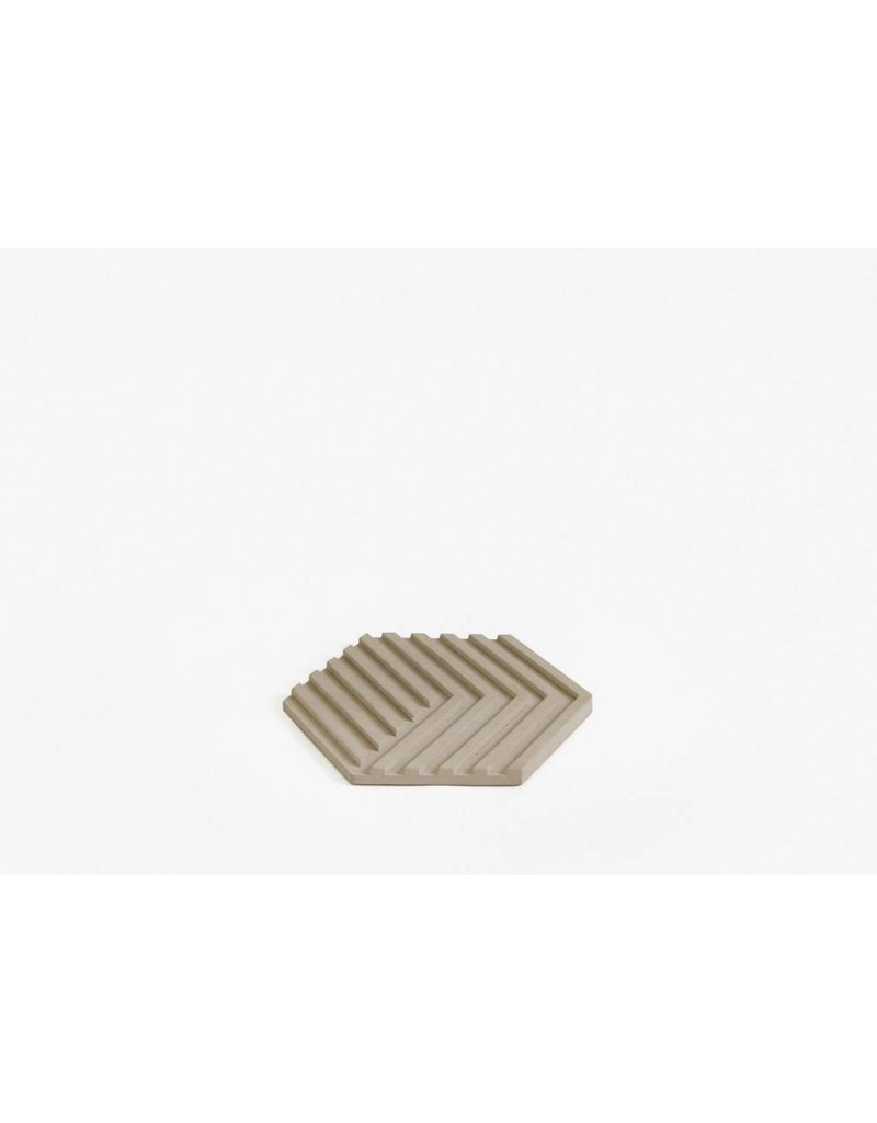 Areaware Table Tile Trivet Gray