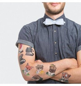 Tattly Tattly Pack Animal Society