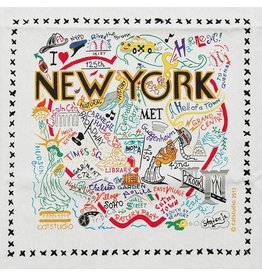 New York Dish Towel