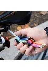 Kikkerland Rainbow Multi Tool