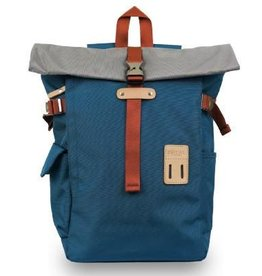 Molla Space Rolltop Backpack - Arctic Blue