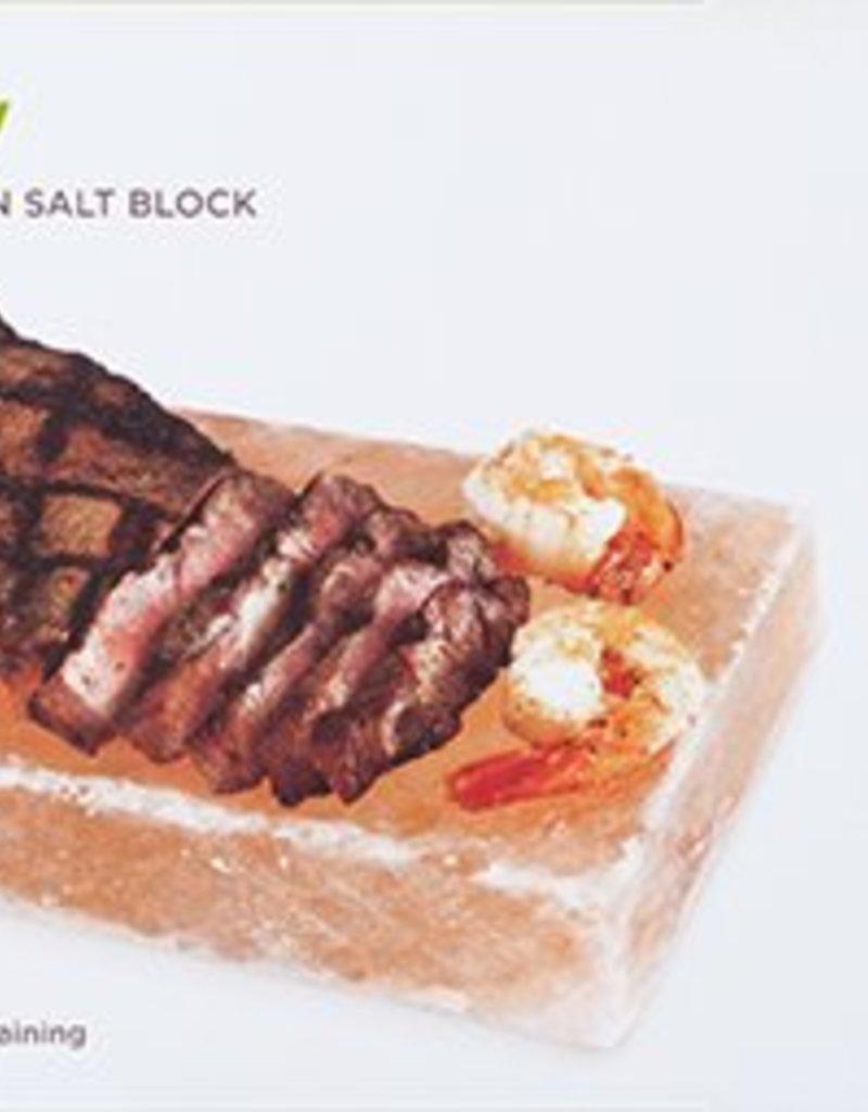 True Fabrications Salty: Himalayan Salt Block