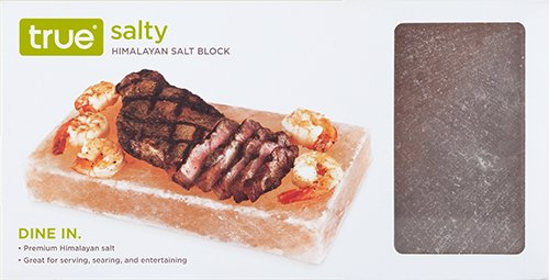 True Fabrications Salty: Himalayan Salt Block